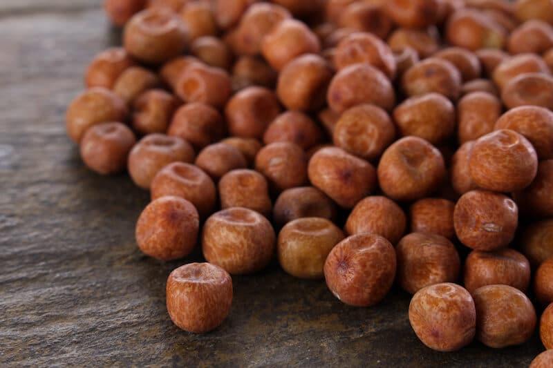 Partikelköder Maple Peas