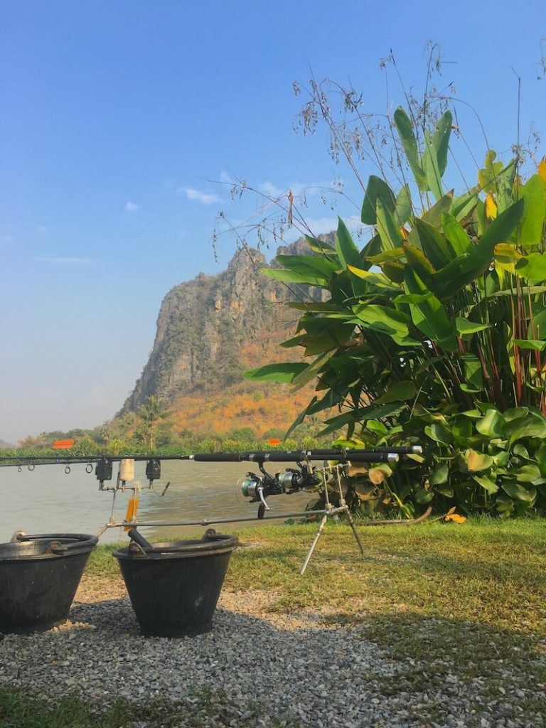 Jurassic Fishing Park Thailand